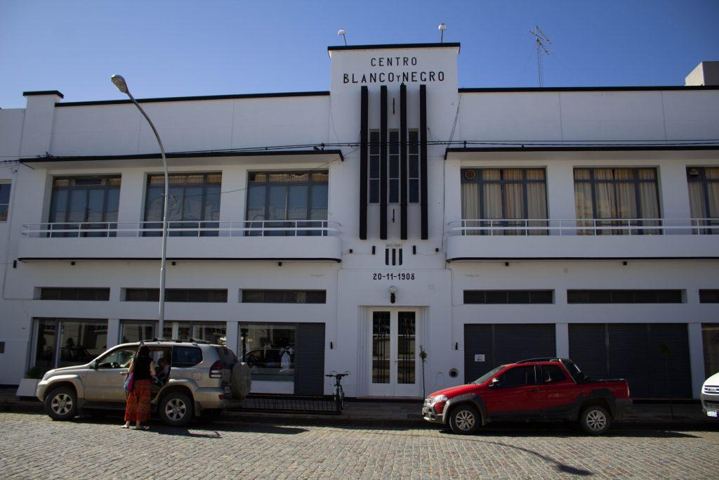 Centro Blanco y Negro - Sede Principal