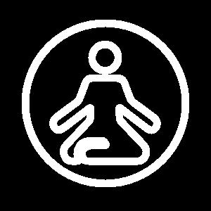 Icons - Yoga – Blanco